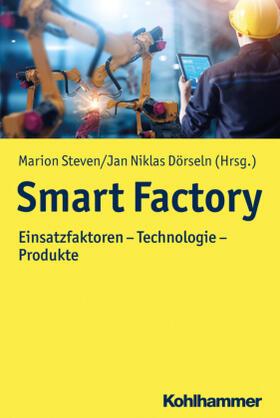 Steven / Dörseln | Smart Factory | Buch | sack.de