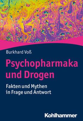 Voß | Psychopharmaka und Drogen | Buch | sack.de