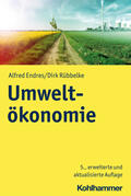 Endres / Rübbelke |  Umweltökonomie | Buch |  Sack Fachmedien