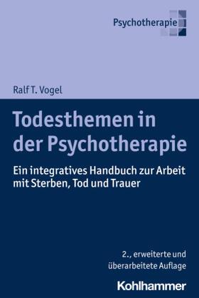 Vogel   Todesthemen in der Psychotherapie   Buch   sack.de