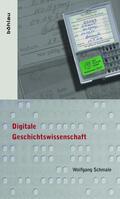 Schmale    Digitale Geschichtswissenschaft   Buch    Sack Fachmedien