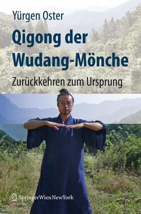 Oster   Qigong der Wudang-Mönche   Buch   sack.de