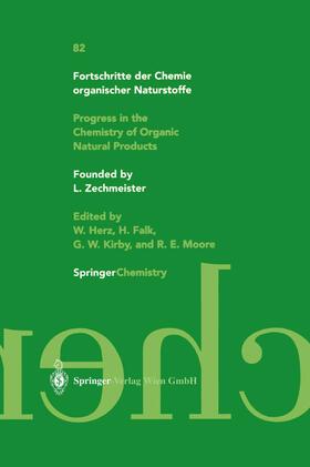 Fortschritte der Chemie organischer Naturstoffe / Progress in the Chemistry of Organic Natural Products. Bd.82   Buch   sack.de