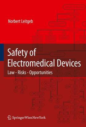 Leitgeb | Safety of Electromedical Devices | Buch | sack.de