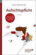 Nademleinsky |  Aufsichtspflicht (f. Österreich) | Buch |  Sack Fachmedien