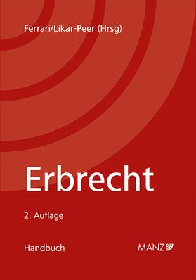 Ferrari / Likar-Peer | Erbrecht | Buch | sack.de