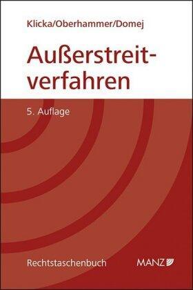 Klicka / Oberhammer / Domej | Außerstreitverfahren (f. Österreich) | Buch | sack.de