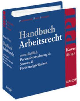 Kuras | Handbuch Arbeitsrecht inkl. 27. AL | Loseblattwerk | sack.de