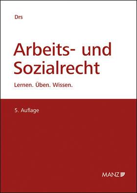 Drs | Arbeits- und Sozialrecht (f. Österreich) | Buch | sack.de