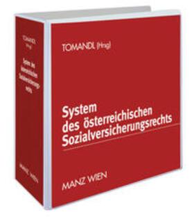 Tomandl   System des österreichischen Sozialversicherungsrechts   Loseblattwerk   sack.de