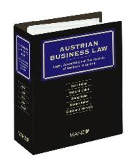 Austrian Business Law | Loseblattwerk | sack.de