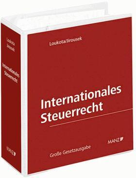 Loukota / Jirousek   Internationales Steuerrecht   Loseblattwerk   sack.de