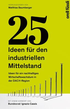 Baumberger | 25 Ideen für den industriellen Mittelstand | Buch | sack.de