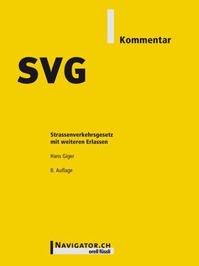 Giger | SVG Kommentar | Buch | sack.de