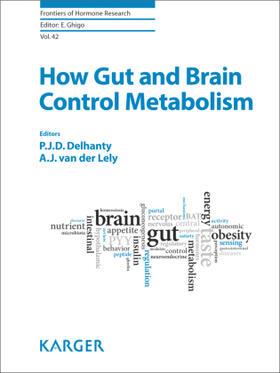 Delhanty / van der Lely | How Gut and Brain Control Metabolism | Buch | sack.de
