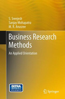 Sreejesh / Mohapatra / Anusree | Business Research Methods | Buch | sack.de