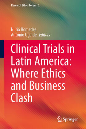Homedes / Ugalde | Clinical Trials in Latin America: Where Ethics and Business Clash | Buch | sack.de