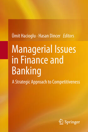 Hacioglu / Dincer   Managerial Issues in Finance and Banking   Buch   sack.de