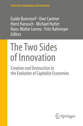 Buenstorf / Cantner / Hanusch   The Two Sides of Innovation   Buch   sack.de