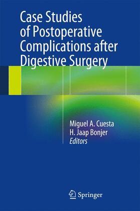 Cuesta / Bonjer | Case Studies of Postoperative Complications after Digestive Surgery | Buch | sack.de