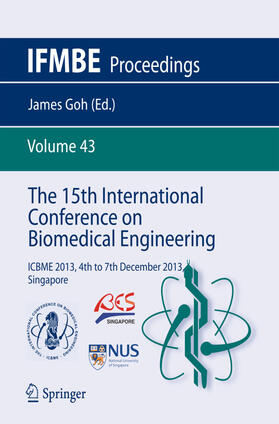 Goh   The 15th International Conference on Biomedical Engineering   Buch   sack.de