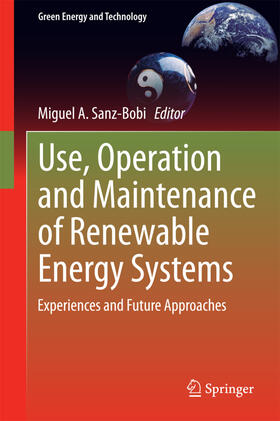 Sanz-Bobi | Use, Operation and Maintenance of Renewable Energy Systems | Buch | sack.de