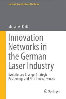 Kudic | Innovation Networks in the German Laser Industry | Buch | sack.de