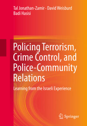 Hasisi | Policing Terrorism, Crime Control, and Police-Community Relations | Buch | sack.de