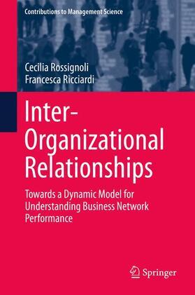 Rossignoli / Ricciardi | Inter-Organizational Relationships | Buch | sack.de