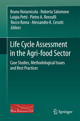 Notarnicola / Salomone / Petti | Life Cycle Assessment in the Agri-food Sector | Buch