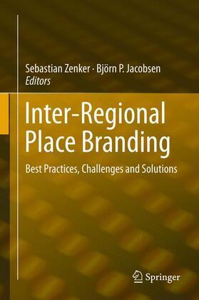 Zenker / Jacobsen   Inter-Regional Place Branding   Buch   sack.de