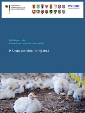 BVL   Berichte zur Lebensmittelsicherheit 2013   Buch   sack.de