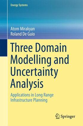 Mirakyan / De Guio   Three Domain Modelling and Uncertainty Analysis   Buch   sack.de