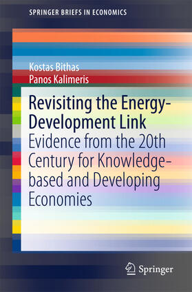 Bithas / Kalimeris | Revisiting the Energy-Development Link | Buch | sack.de