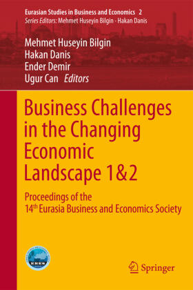 Bilgin / Danis / Demir | Business Challenges in the Changing Economic Landscape, 2 Vols. | Buch | sack.de