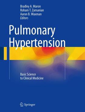 Maron / Waxman / Zamanian | Pulmonary Hypertension | Buch | sack.de