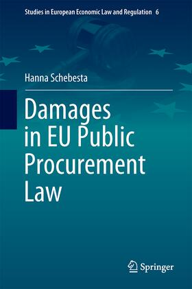 Schebesta | Damages in EU Public Procurement Law | Buch | sack.de