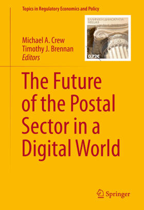 Brennan / Crew | The Future of the Postal Sector in a Digital World | Buch | sack.de
