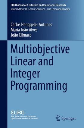 Henggeler Antunes / Alves / Climaco | Multiobjective Linear and Integer Programming | Buch | sack.de