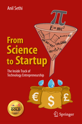 Sethi | From Science to Startup | Buch | sack.de
