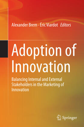 Brem / Viardot | Adoption of Innovation | Buch | sack.de