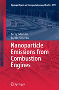 Pielecha / Merkisz    Nanoparticle Emissions From Combustion Engines   Buch    Sack Fachmedien
