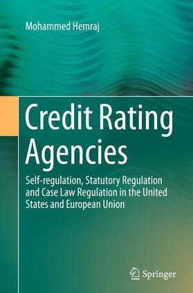 Hemraj | Credit Rating Agencies | Buch | sack.de