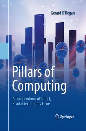 O'Regan | Pillars of Computing | Buch | sack.de