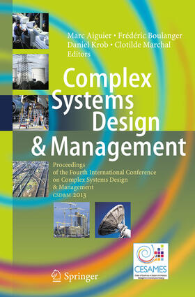 Aiguier / Krob / Marchal | Complex Systems Design & Management | Buch | Sack Fachmedien