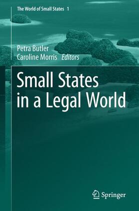 Butler / Morris | Small States in a Legal World | Buch | sack.de