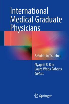 Rao / Roberts   International Medical Graduate Physicians   Buch   sack.de
