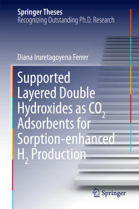 Iruretagoyena Ferrer | Supported Layered Double Hydroxides as CO2 Adsorbents for Sorption-enhanced H2 Production | Buch