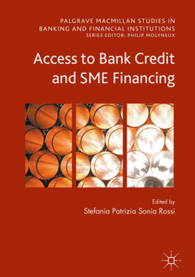 Rossi | Access to Bank Credit and SME Financing | Buch | sack.de