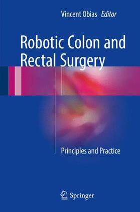 Obias | Robotic Colon and Rectal Surgery | Buch | sack.de